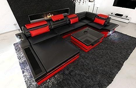 Lujo Conjunto de Muebles Para Salón Mezzo forma de U Sofá ...
