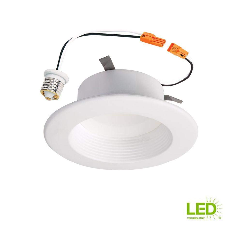 Cooper Lighting 12 pk/Halo 4 inch LED Retrofit Recessed Downlight RL460WH930 by Cooper Lighting