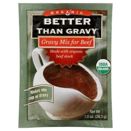 Superior Quality Foods, Inc. Gravy Mix, Og, Beef, 1-Ounce (Pack of 12)