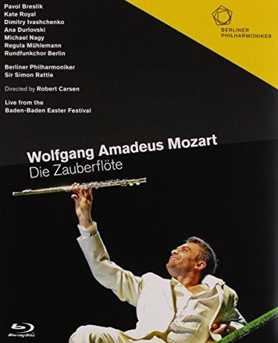 Magic Flute KV 620 (Blu-ray)