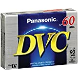 PANASONIC AY-DVM60EJ Mini Digital Video Cassette (60 min) Consumer electronic