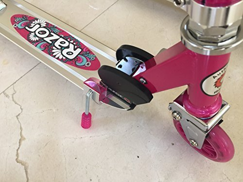 Scooter KickStand Functional Pink Stand