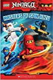 Lego Ninjago Masters of Spinjitzu Readers 5 Book Pack (Lego Ninjago Readers, Includes: Way of the Ninja; Masters of Spinjitzu; The Golden Weapons; Rise of the Snakes; A Ninja's Path)