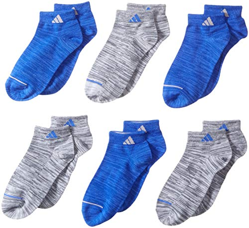 adidas Kids - Boys/Girls Superlite Low Cut Socks (6-Pair)