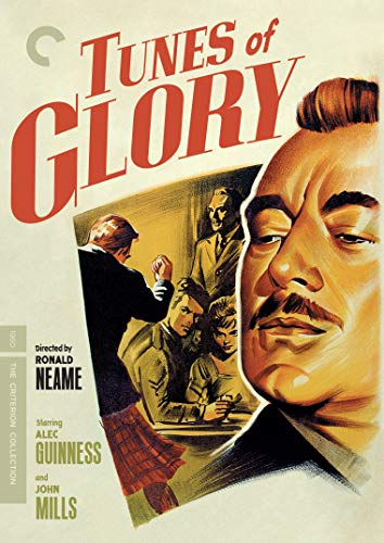 Tunes of Glory (The Criterion Collection) (John Paul Jones Dvd)