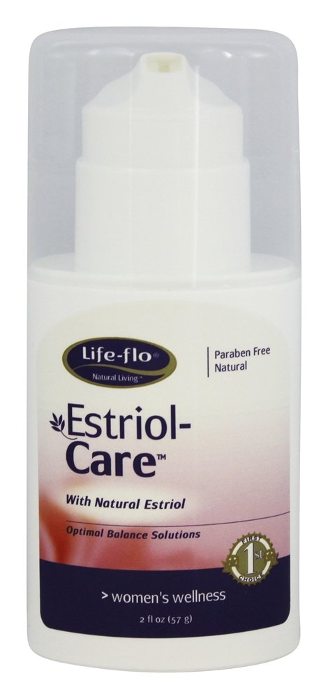 Life-flo Estriol-Care Cream 2 oz