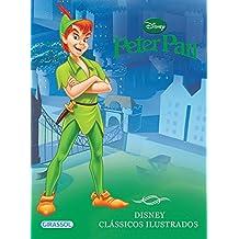 Disney. Clássicos Ilustrados. Peter Pan