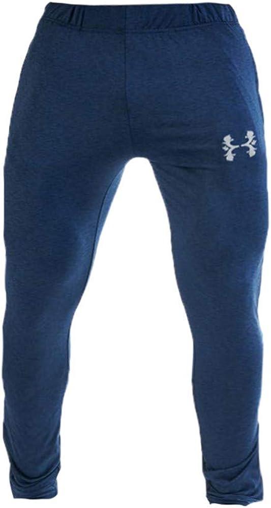 Pantalones Hombre Pitillo Modernos Chandal Color Puro Monos ...