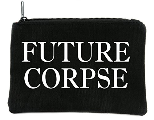 Future Corpse Cosmetic Makeup Bag Alternative Gothic -