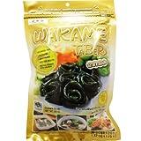 Wakame Dried Seaweed 100% Natural Net Wt 50 G (1.76 Oz) Taberu Brand X 3 Bags