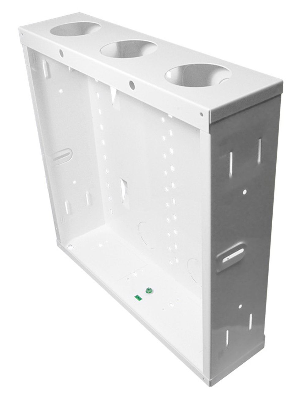 On Q En1400 14inch Enclosure With Screwon Cover Electrical Outlet Data Video Structured Wiring Boxes Amazoncom