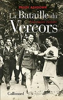 La bataille du Vercors : une amère victoire, Ashdown, Paddy