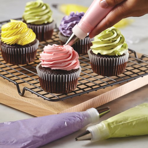 Cake Boss Decorating Bags : Cake Boss Decorating Tools 12-Inch Disposable Plastic ...