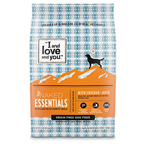 Naked Essentials Dog Food