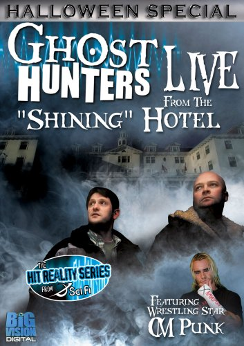 Ghost Hunters: Live from ''The Shining'' Hotel]()
