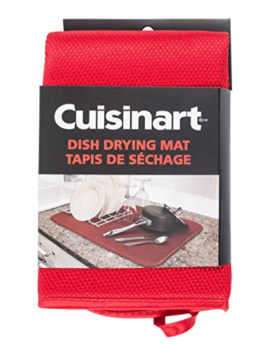Cusinart Microfiber Dish Drying Mat, 16 Inches X 18 Inches,,