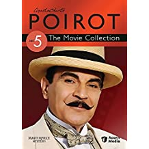 Agatha Christie's Poirot: The Movie Collection, Vol. 5: Murder On The Orient Express / Third Girl / Appointment With Death