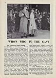 "Julie Andrews""MY FAIR LADY"" Rex Harrison/Lerner and"