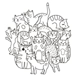 Playful Patterns Coloring Book: For Kids Ages
