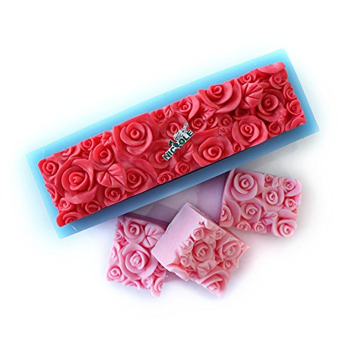 Rose Soap Mold - 5