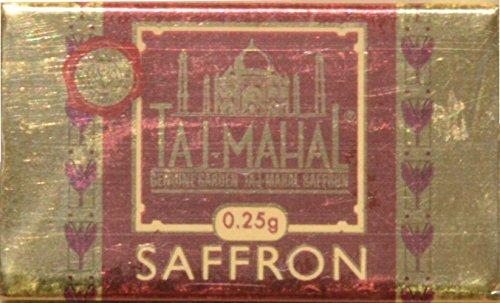 Taj Mahal Saffron, 0.25g