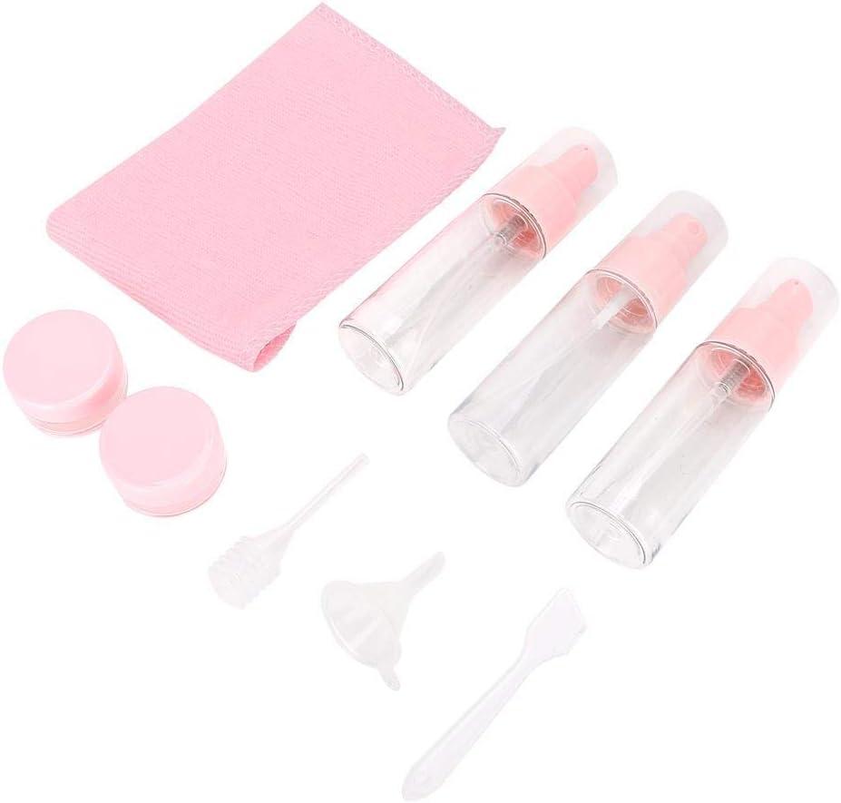 Kit de viaje Kit de maquillaje Botella de aerosol de perfume