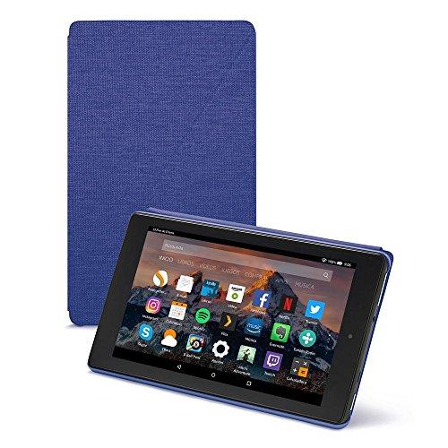 Amazon - Funda para Fire HD 8 (tablet de 8 pulgadas, 7ª y 8ª generación, modelos de 2017 y 2018), Morado