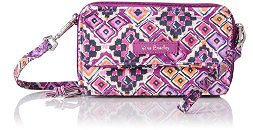 Vera Bradley Lighten Up All in One Crossbody Purse with RFID Protection