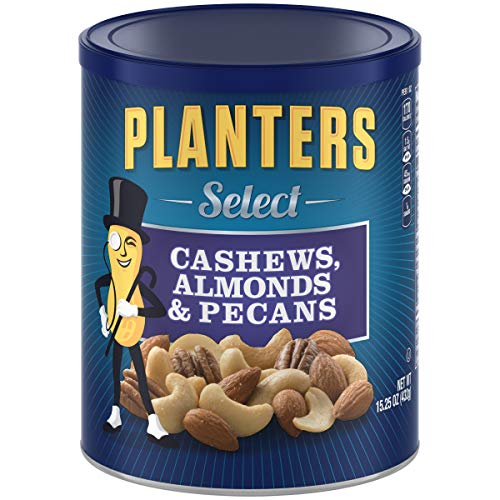 Planters Select Mixed Nuts 15.25 Ounce Only $6.88