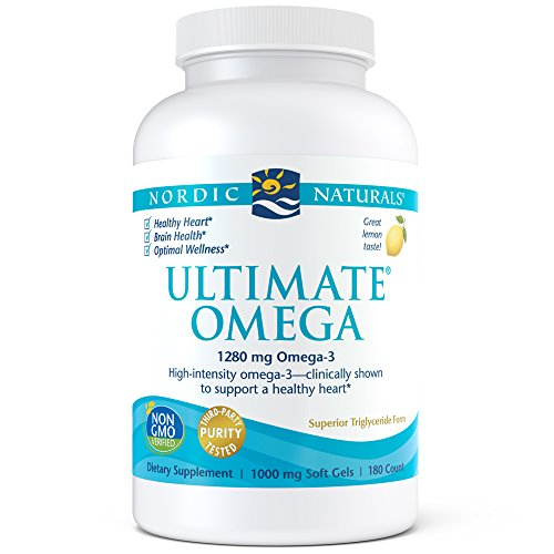 Nordic Naturals - Ultimate Omega, Support for a Healthy Hear