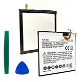 Samsung SM-T375 Tablet Battery (Li-Pol, 3.8V, 5000mAh) Ultra High Capacity Replacement Battery - Installation Tools Included