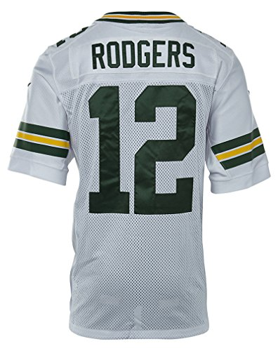 Nike Nfl Green Bay Packers Maillot Élite (aaron Rodgers) Style Hommes: 477299-100 Taille: 40