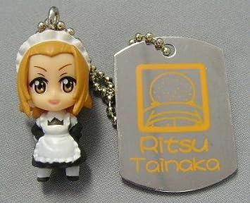 Amazon.com: K-ON Llavero Figura Little Mascot 3 Ritsu ...
