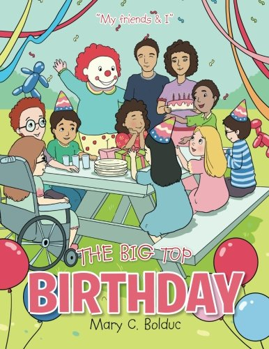 Read Online The Big Top Birthday PDF