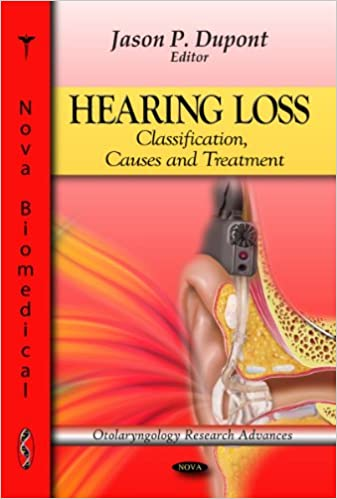 Hearing Loss: Classification, Causes and Treatment