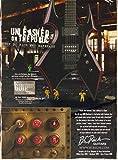 Print ad: 2007 BC Rich WMD Warbeast Metal Guitar