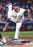 2018 Topps Update and Highlights Baseball Series #US277 Ryan Tepera Toronto Blue Jays Official MLB Trading Card