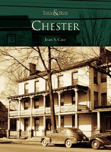 Chester   (NJ)   (Then  &  Now) (Nj Shops Chester)