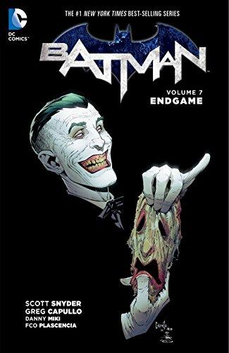 Batman (2011-2016) Vol. 7: Endgame (Batman Graphic Novel) ()
