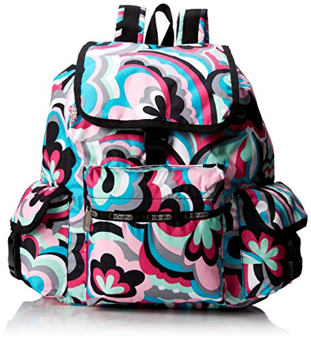 LeSportsac Voyager Backpack Handbag,Revolve,One Size
