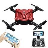 FQ777 - foldable selfie drone