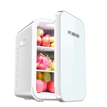 Refrigerador Blanco 22L - PequeñA Casa/Coche PortáTil Enfriador De ...