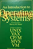 An Introduction to Operating Systems, Deitel, Harvey M., 0201145014