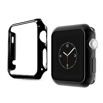 Funda Apple Watch 42mm Cover, JIENI ultra fino TPU Case ...