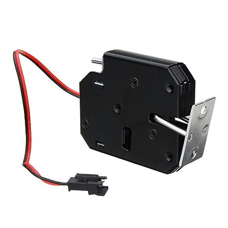 La cerradura magnética eléctrica del control de acceso de la puerta de la cerradura magnética 150KG
