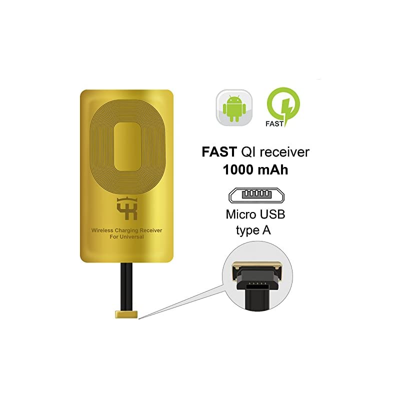 QI Receiver Type A for Samsung Galaxy J7