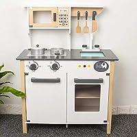 مجموعة العاب بشكل ادوات مطبخ خشبية من بسمة، 32-2012
