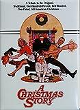 A Christmas Story - Movie Poster - Refrigerator Magnet