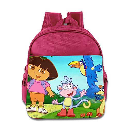 Dora Trolley School Bag - 4