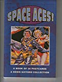 Space Aces! A Book of 30 Postcards